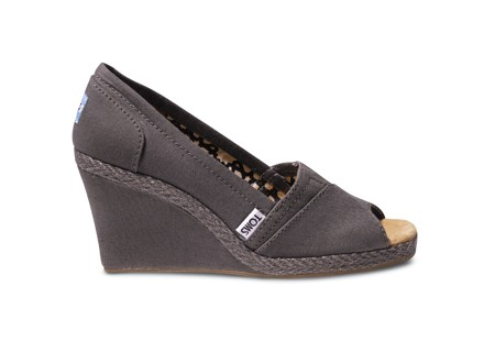 TOMS Women's Shoes: Wedges