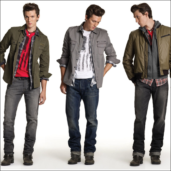 Justin Timberlake's William Rast for Target 2010