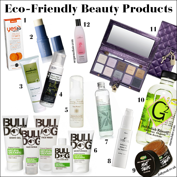What are eco friendly products