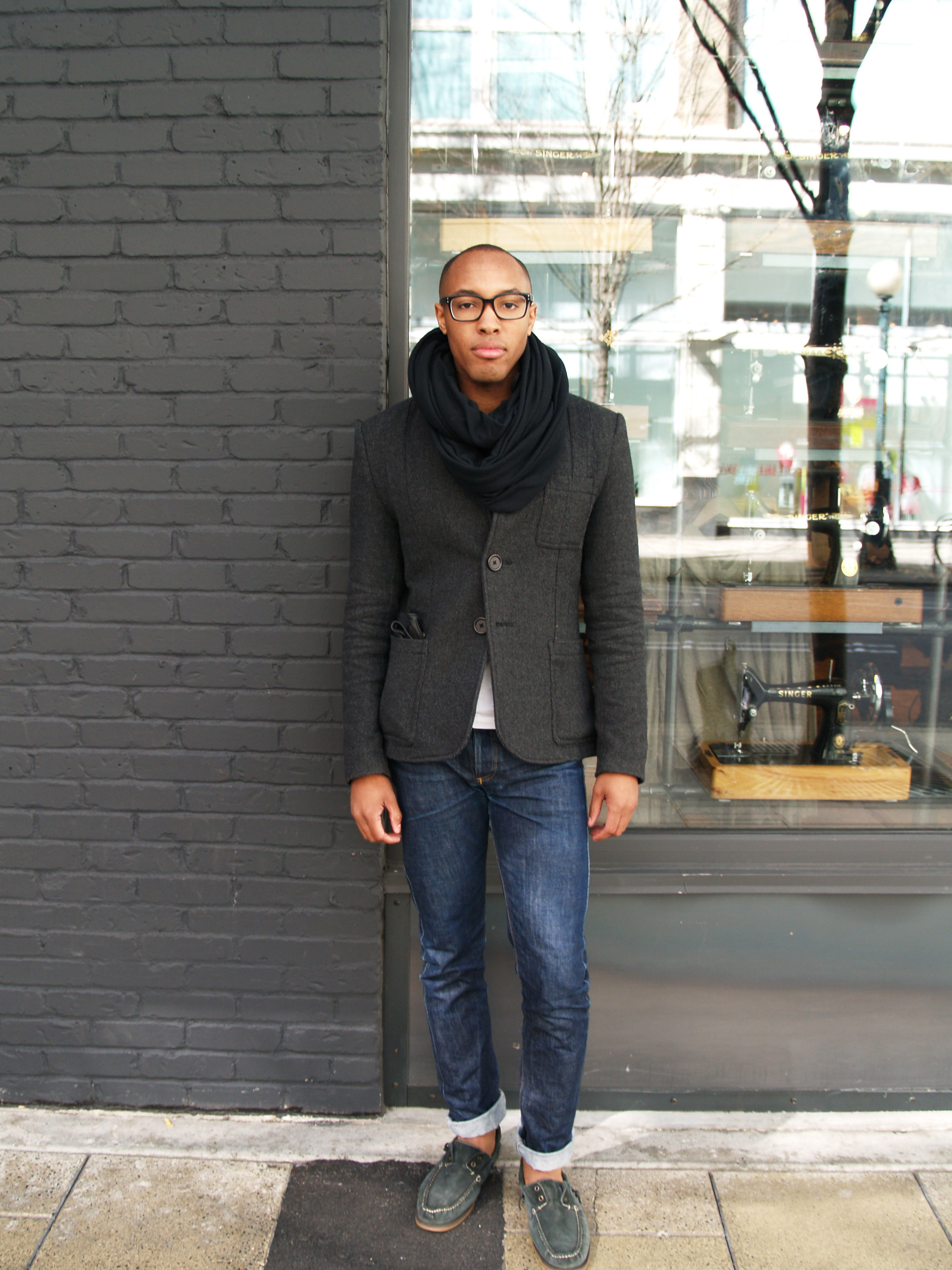 Men 39 S Downtown Street Style The Emerald Palate