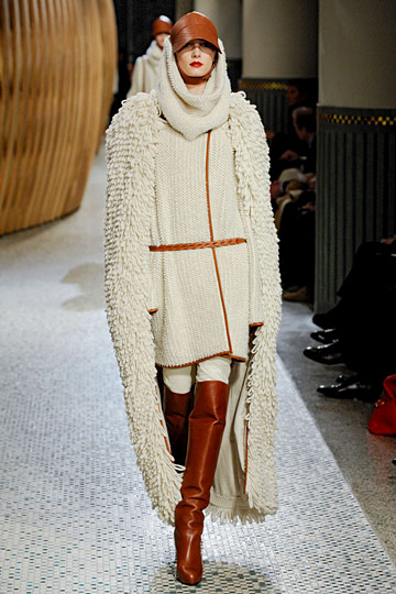 fall fashion week 2011 hermes