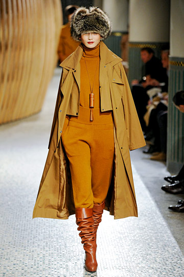 hermes womens 2011 fall collection