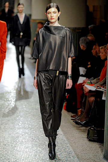hermes fall 2011 fashion week