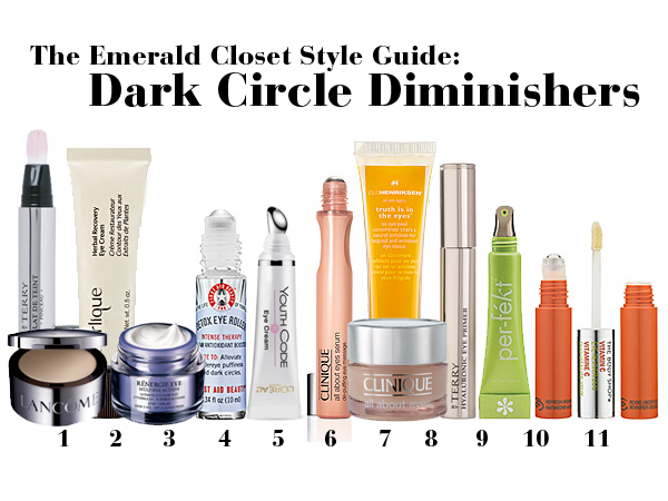 dark circle beauty products