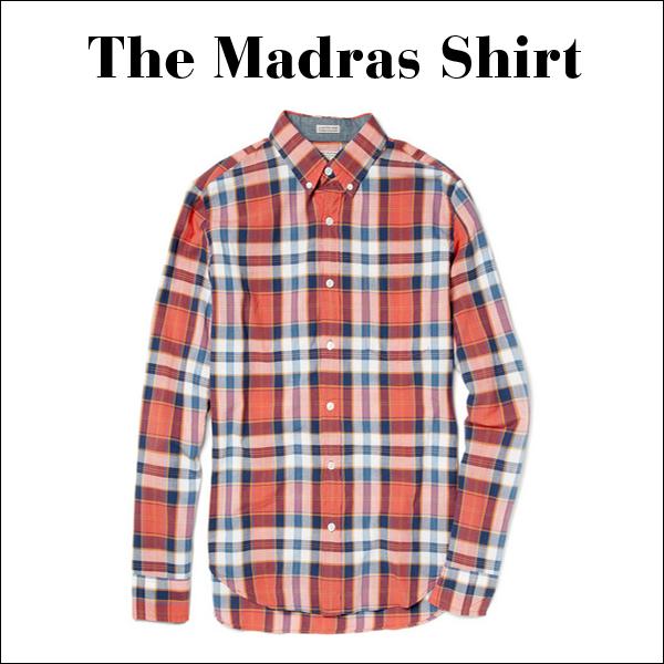 The Shirt Madras