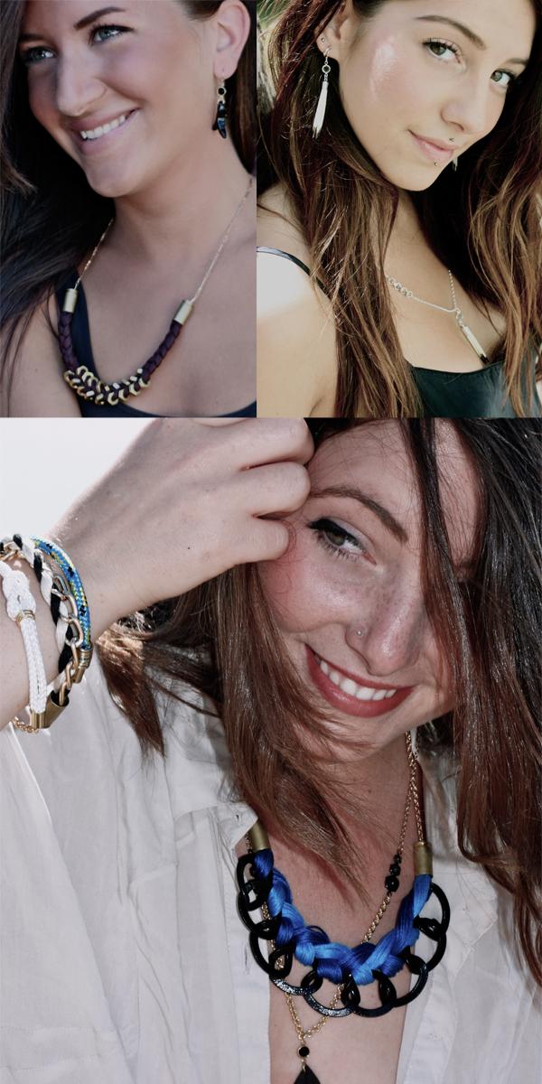 jewelry designer Erika Lauren