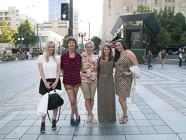 Ladies of Seattle Met and Jenesequa