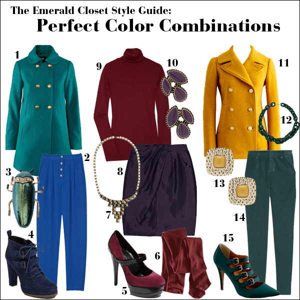 How To Color Combinations