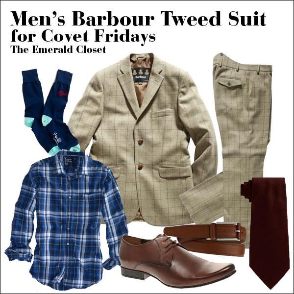tweed suit style guide
