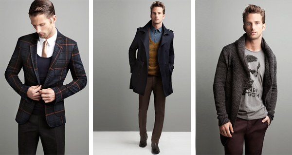zara mens lookbook september 2011
