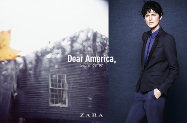 zara america launch