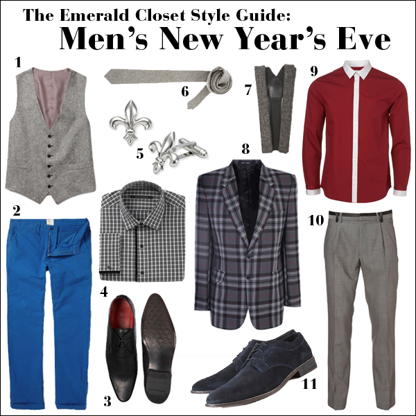 mens new years outfit