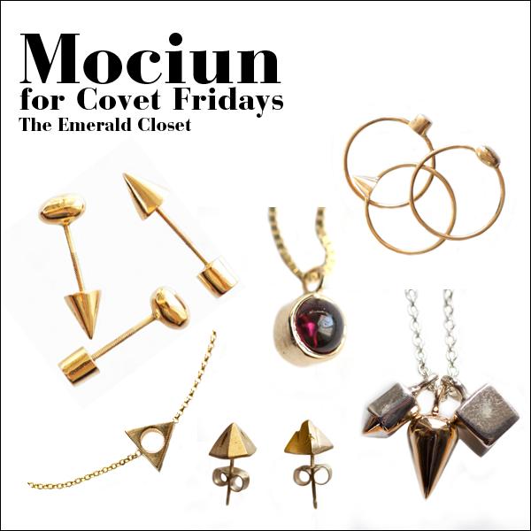 mociun minimalist jewelry