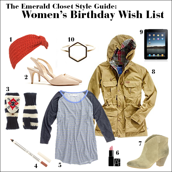Birthday Gift Ideas For Women