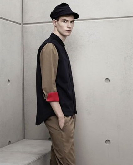 mens marni for H&M 2012