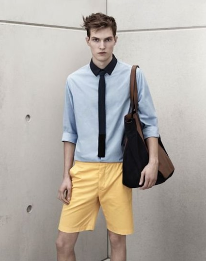 mens H&M and marni collaboration 2012