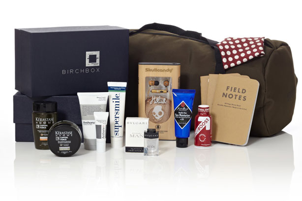 mens birchbox samples