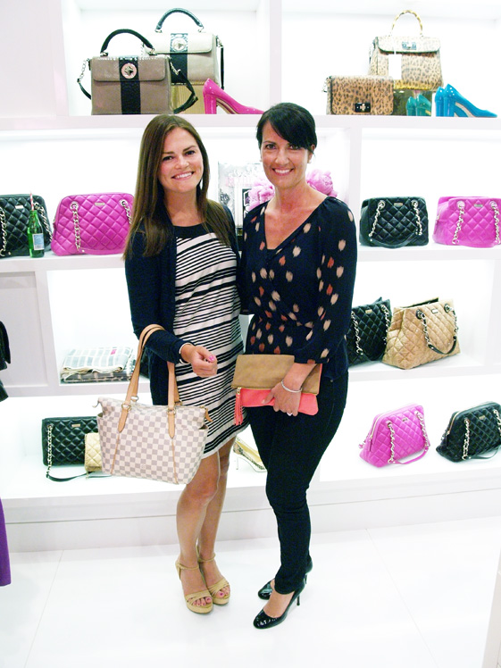 Kate Spade party guests
