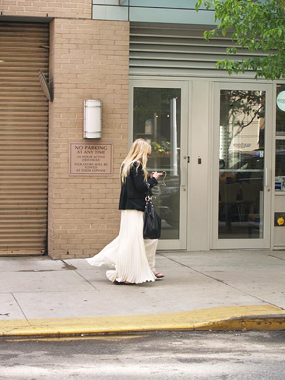 Brooklyn women's street style