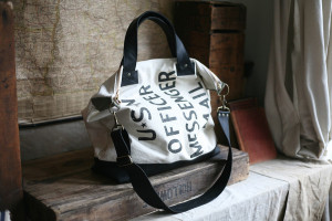 vintage handbag from men and women