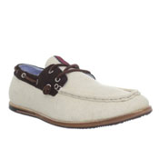 pointy toe mens boat shoe